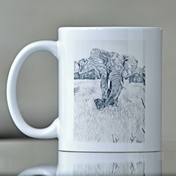 Mug Elephantsmall